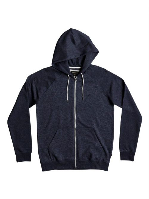 QUIKSILVER MENS ZIP UP HOODY.NEW EVERYDAY NAVY HOODIE JACKET HOODY 7W 3429 BYJ1